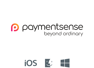 Logo payments payment sense new