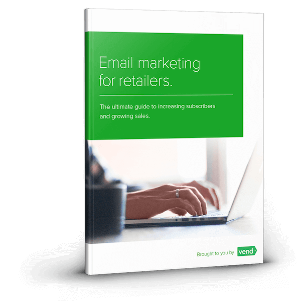 Email Marketing Guide Cover Mockup