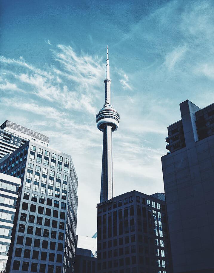 Toronto hero