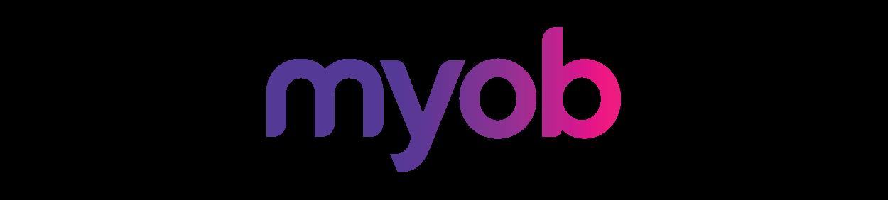 Myob web logo
