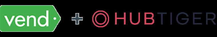 Vend Hubtiger logo