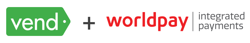 Vend plus worldpay