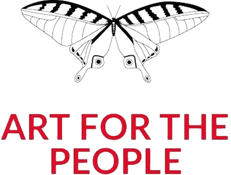 Art for the People Logo