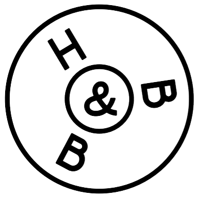 Hopburnsblack Logo