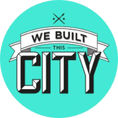 We Built This City Logo
