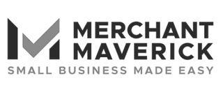 Merchant Maverick Logo Grey