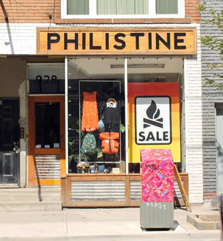 Philistine full