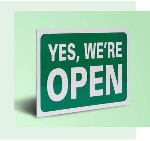 Were open opt