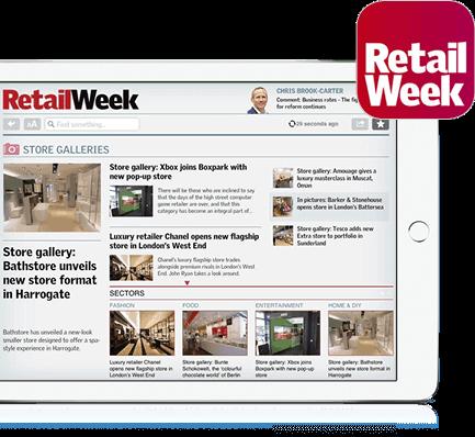 I Pad Retail week