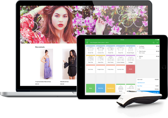 The perfect ecommerce solution for brick & mortar retail