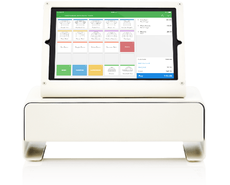 hardware setup for your retail management software
