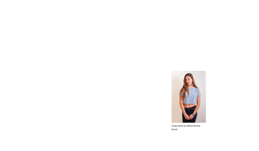 Example of womens clothing in a Vend ecommerce store