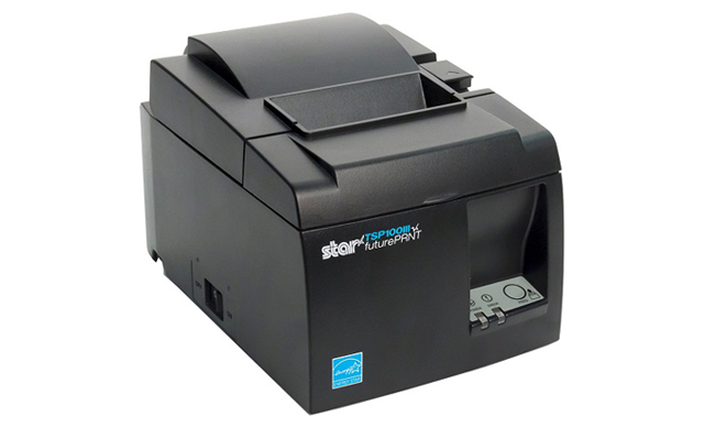 POS hardware Star STAR TSP143III-Bi Bluetooth receipt printer