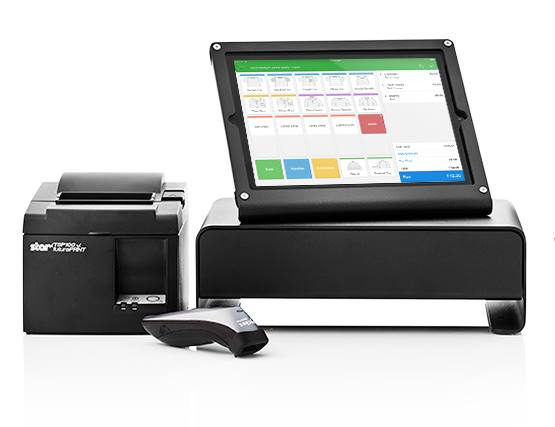 Hardware setup for Vend POS software
