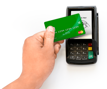Using a payments terminal