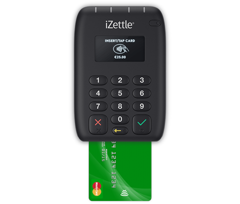iZettle and Vend hardware