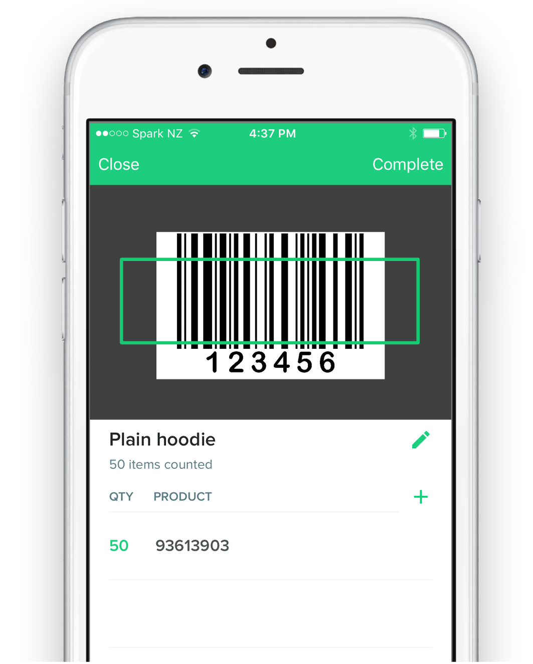 Inventory Scanner App For Iphone