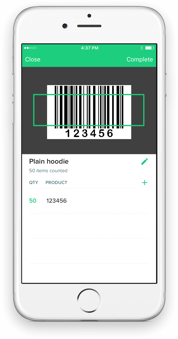 Barcode Scanner App Iphone Inventory