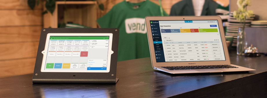 Quickbooks online vend pos streamline your retail for Online retailer for sale