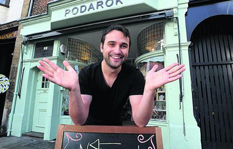 Podarok uses Vend POS software