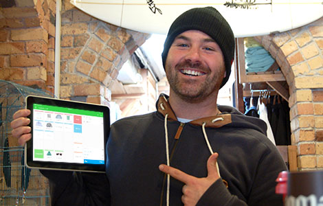 Sitka uses Vend POS software