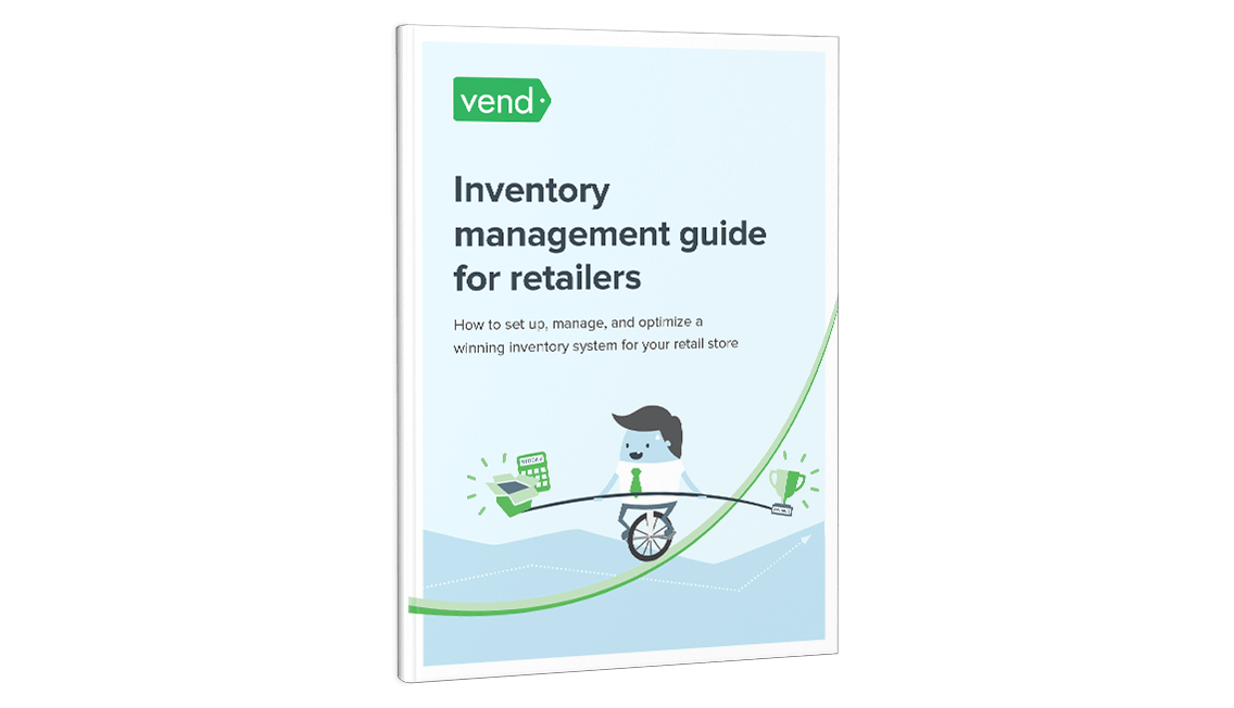 Guide thumbs Inventory management